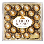 *HOT* Ferrero Rocher 24ct Boxes Only $4.99 from Target!