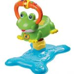VTech Count and Colors Bouncing Frog Toy Just $15.83 (down from $32.99)!