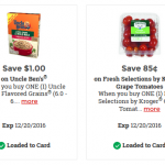King Soopers 25 Merry Days of Deals, Day Twelve: Save on Grape Tomatoes + More!