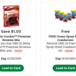 King Soopers 25 Merry Days of Deals, Day Ten: FREE Ocean Spray Dried Cranberries + More!