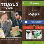 Quiznos Toasty Points App: Get a FREE 4″ Sub Just for Downloading!