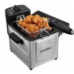 Walmart: Proctor Silex Stainless Steel Deep Fryer Just $15 (down from $29.99)!