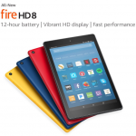 *HOT* Amazon Fire HD8 for Only As Low As $39.99!!