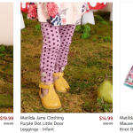 Matilda Jane Sale on Zulily: Outfits for 65% Off!!