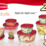 Walmart: 28pc Rubbermaid Easy Find Lids Set Just $8.51!